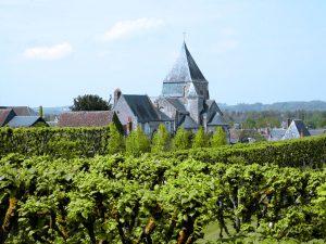 La France : déclin ou décadence ? Chateau_jardin_villandry_village-300x225