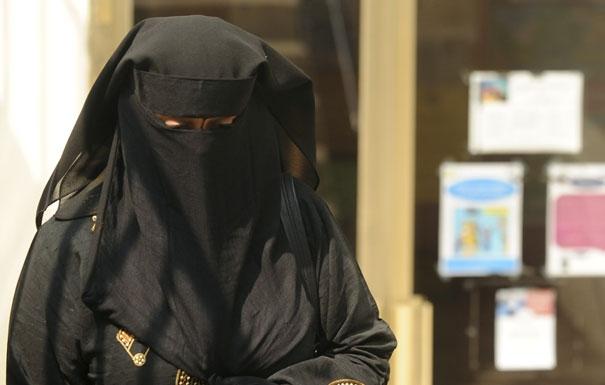 femme voilee islam