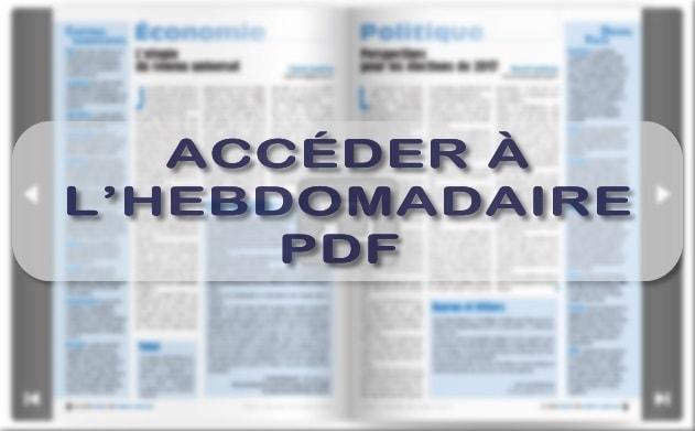 Abonnement au journal papier