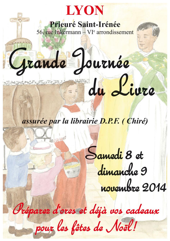 Affiche prieuré Lyon Noël 2014 pr mél