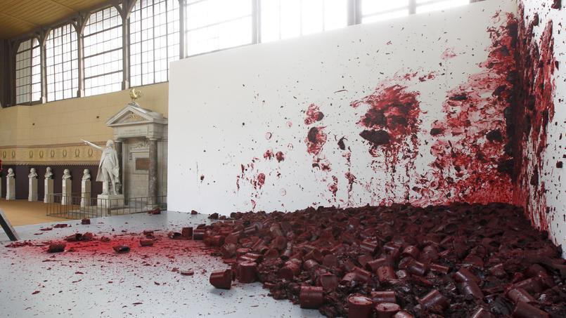 Art contemporain le ch teau de versailles n est pas une for Art contemporain moderne