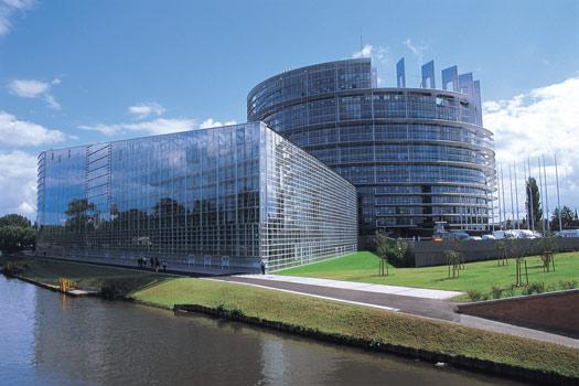 Parlement-europeen-strasbourg