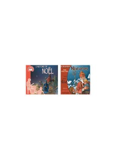 CD L'Histoire de Noël