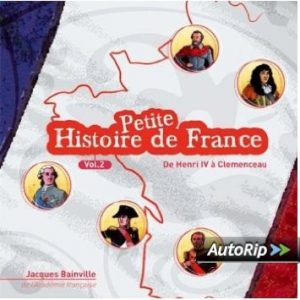 CD Petite histoire de France vol 2
