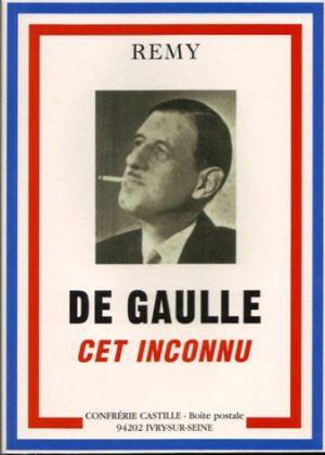 De Gaulle cet inconnu