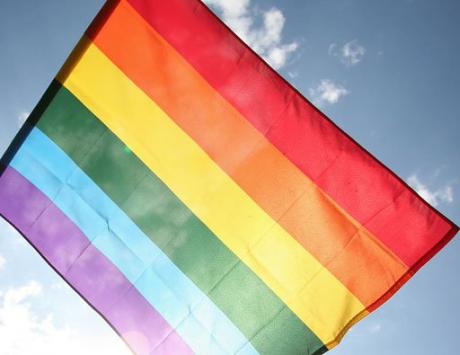 drapeau gay homosexuel