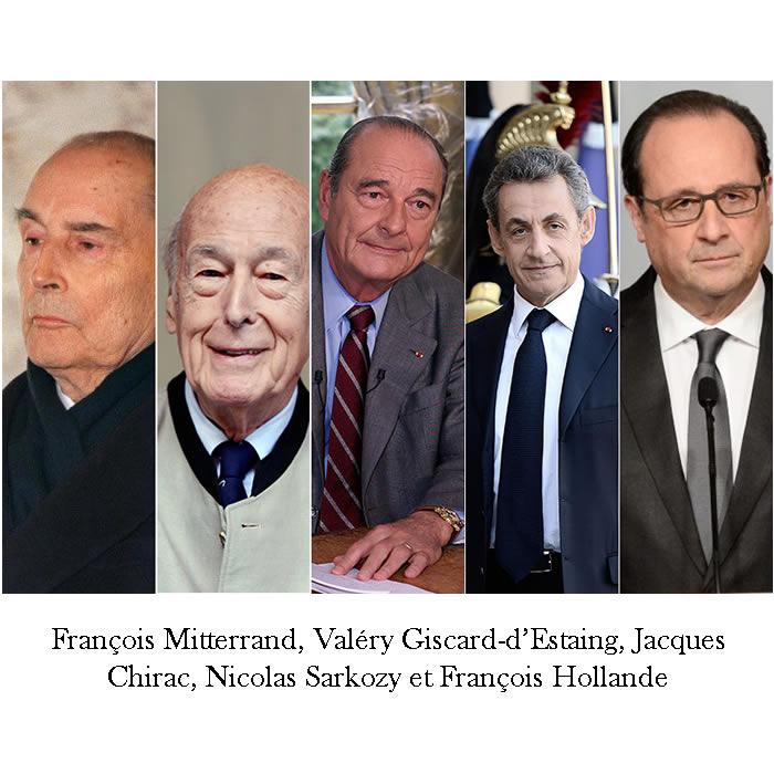 francois-mitterrand-valery-giscard-d-estaing-jacques-chirac-nicolas-sarkozy-et-francois-hollande
