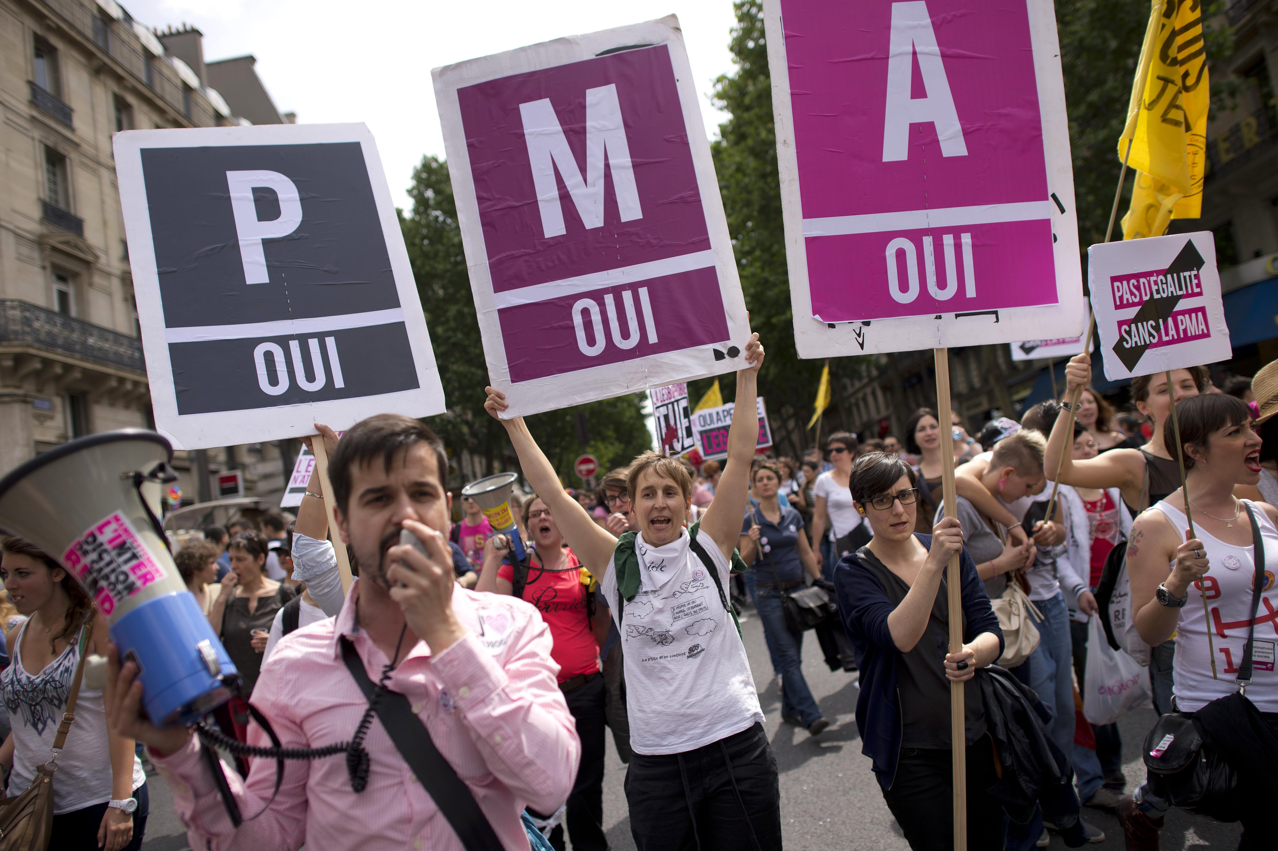 FRANCE-GAY-PRIDE-PARADE