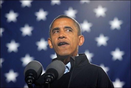 Obama réélu