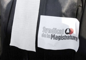 syndicat de la magistratur
